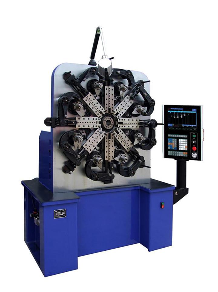 CNC8335 coiling spring machine